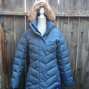 Marmot Womens Down filled Parka Jacket